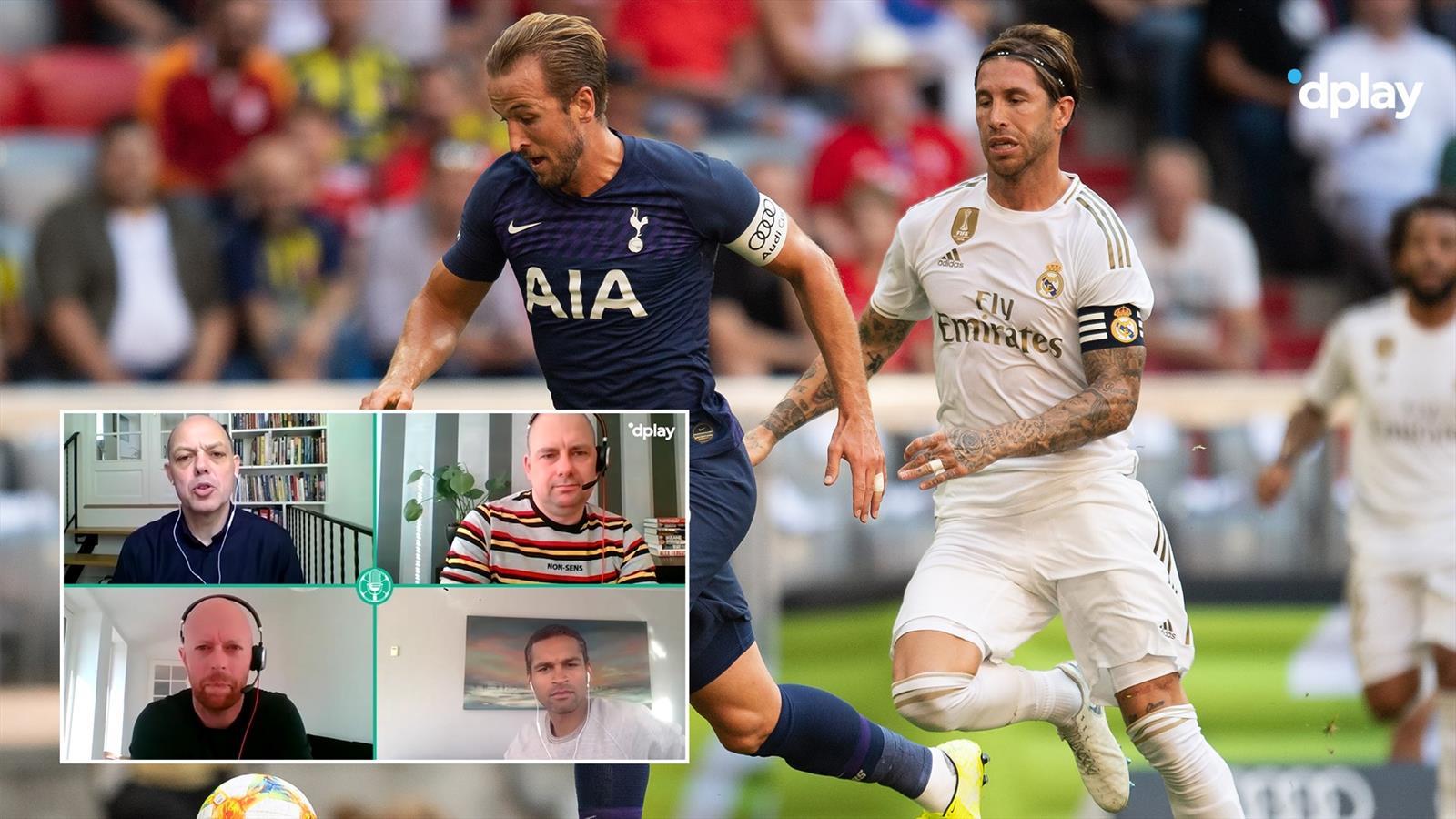 Kane til Real Madrid? Bischoff vender Tottenham-stjernens mulige...