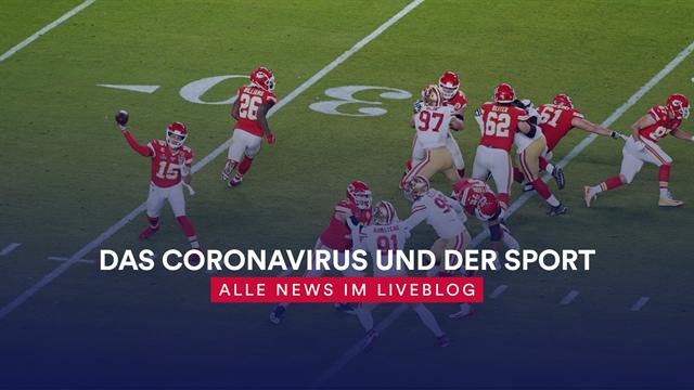 Coronavirus-Liveticker: NFL-Draft wegen Corona ausschließlich virtuell