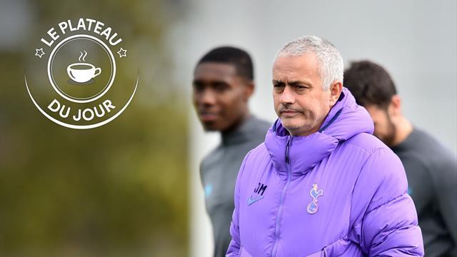 Tottenham avertit Mourinho et plusieurs joueurs vus s'entraîner ensemble — Football