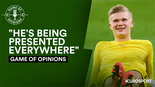 Expert view: Why Erling Haaland won't leave Dortmund this summer