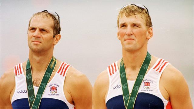 Juegos Olímpico, Atlanta 1996: Sir Steven Geoffrey Redgrave, la regularidad hecha remero