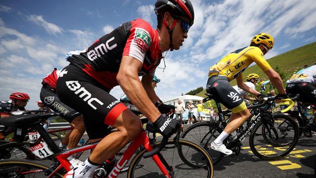 Uci: Giro d'Italia dopo i Mondiali e prima della Vuelta
