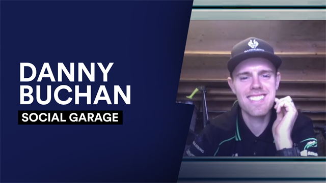 Social Garage: Danny Buchan plays Show and Tell, tries to guess his rivals