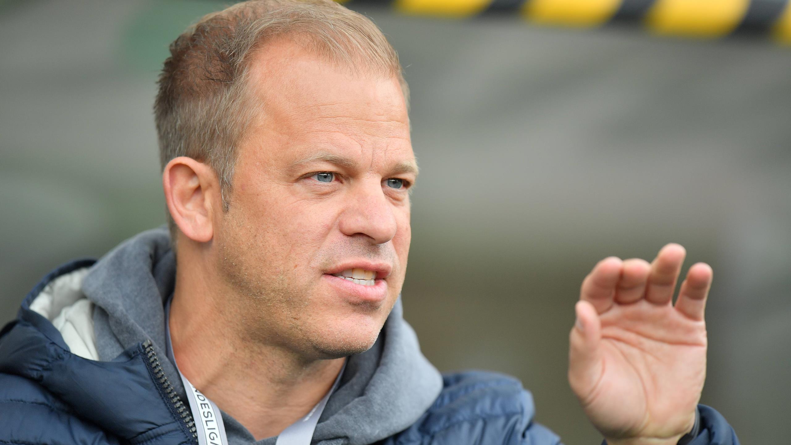 Sv Darmstadt 98 Neuer Trainer