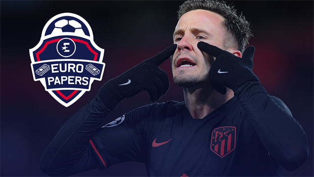 Atletico Madrid may be forced to sell Man Utd target Saul Niguez - Euro Papers