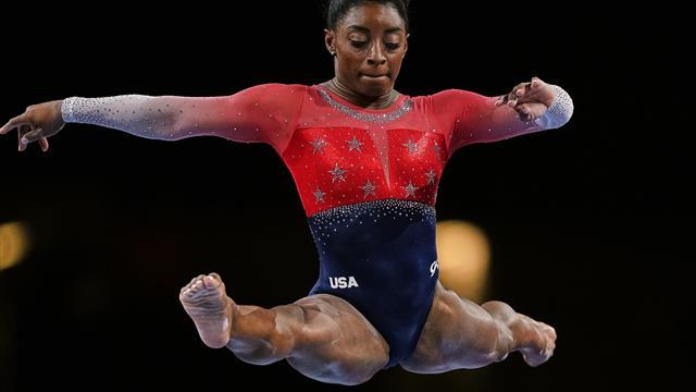 Juegos Olímpicos, gimnasia: El día que Simone Biles se lanzó al estrellato en Rio 2016