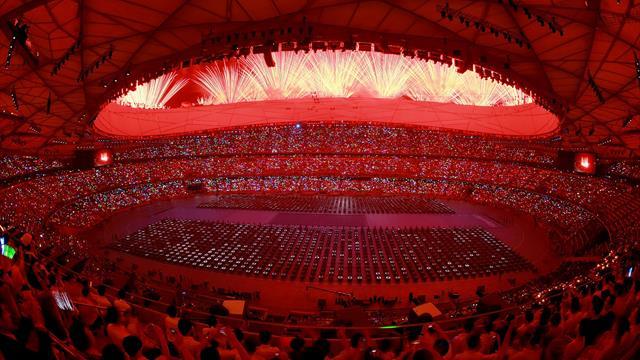 Hall of Fame, Pekín 2008: La espectacular ceremonia inaugural que sobrecogió al mundo
