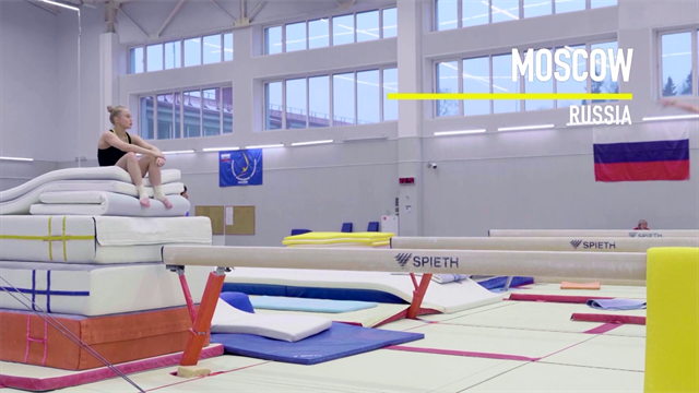 All Around - Gymnastics dreamers, from Moscow, to Delaware, to Beijing