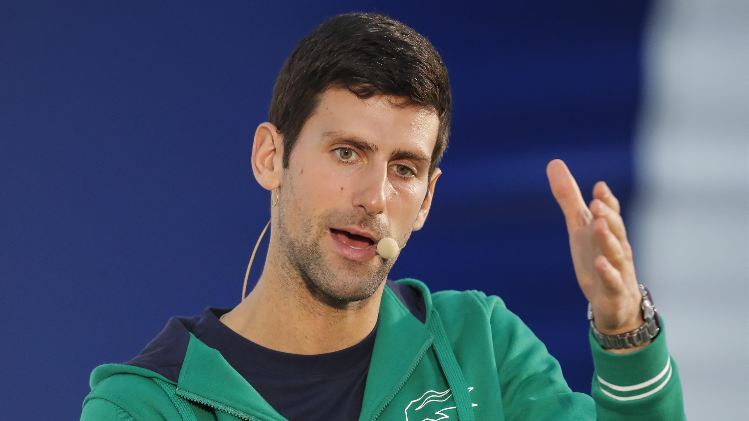 Tennis News Novak Djokovic Marbella Club Apologises To Serbian Over Lockdown Confusion Eurosport