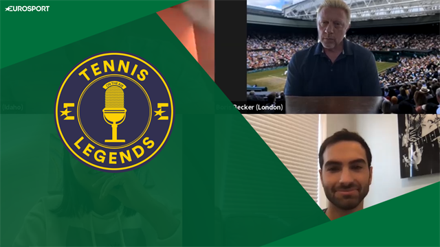 Next Gen struggling due to 'short attention spans' - Rubin on Tennis Legends