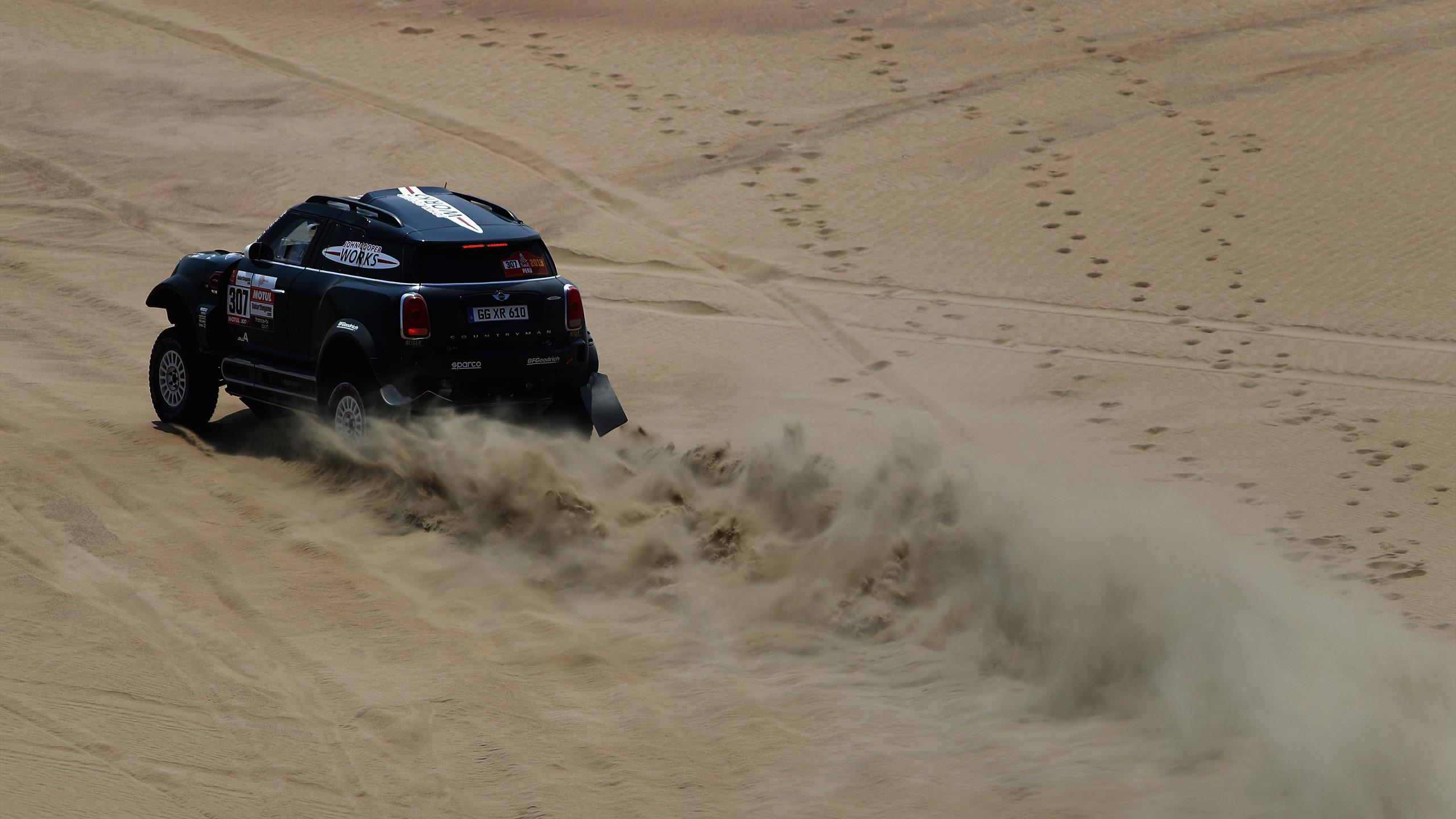 Dakar 2021 Eurosport