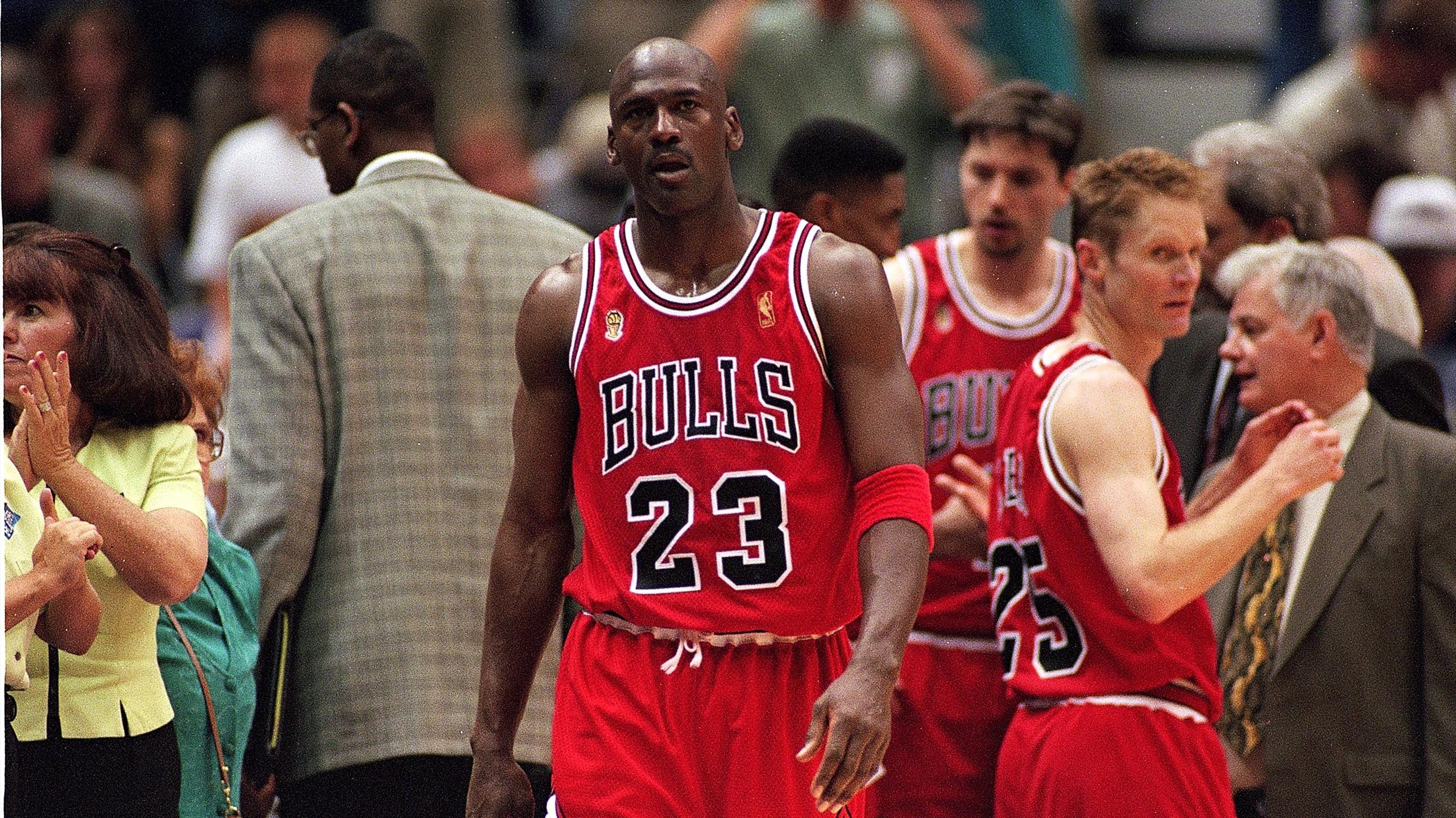 Air Jordan sort un sac à dos Flu Game : non, ce n'est pas un