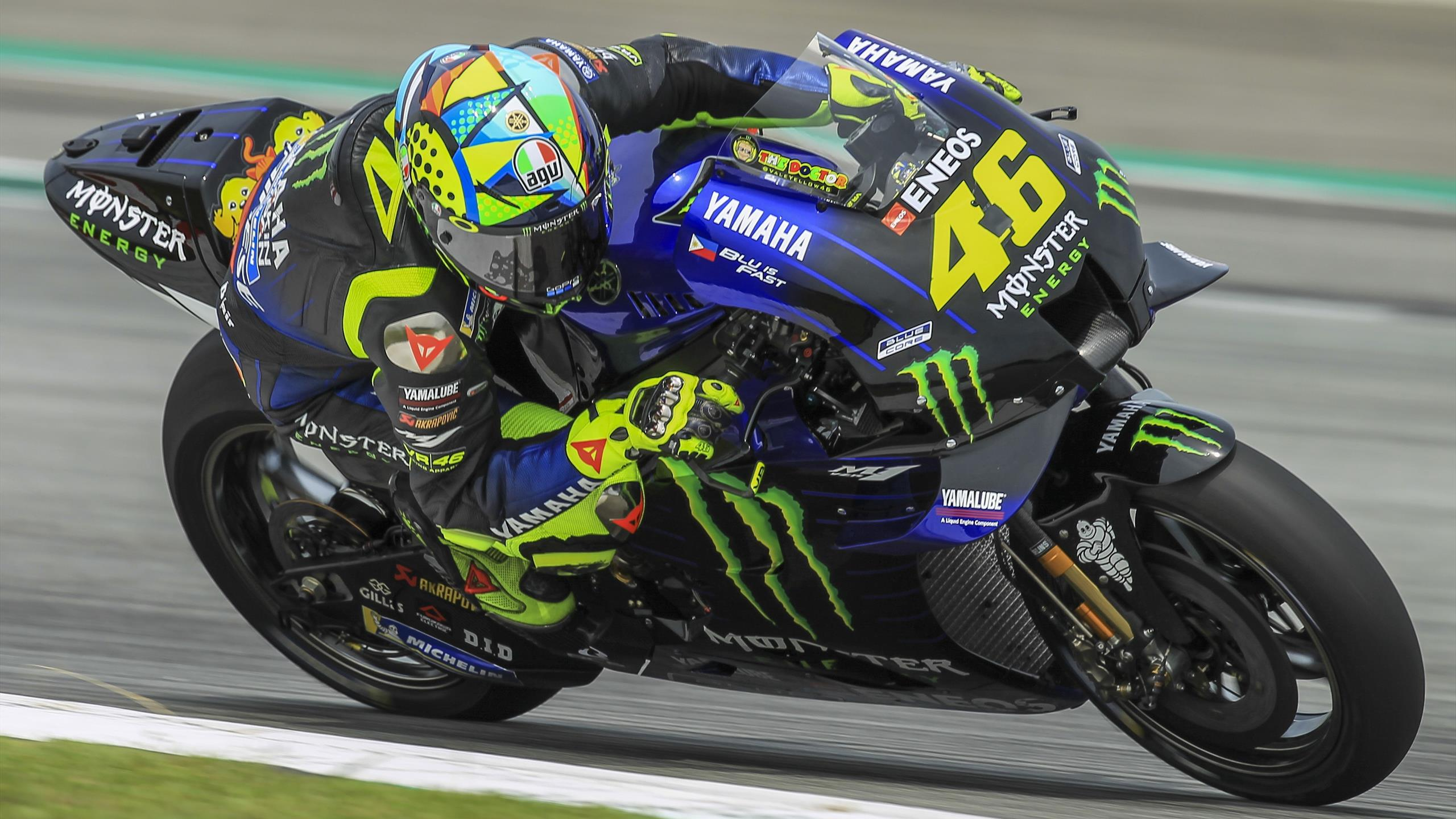 Motogp News Valentino Rossi Expects To Decide Future Before Season Starts Eurosport