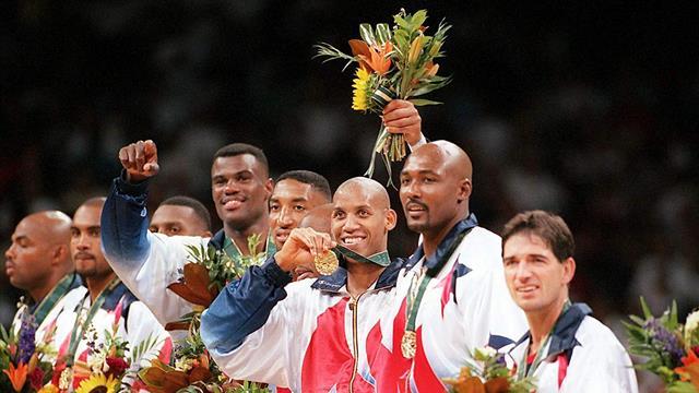 Juegos Olímpicos, Atlanta 1996: La final USA-Yugoslavia con Barkley provocando y otros piques