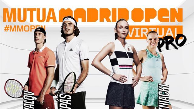 2020 Madrid Açık   CANLI YAYIN