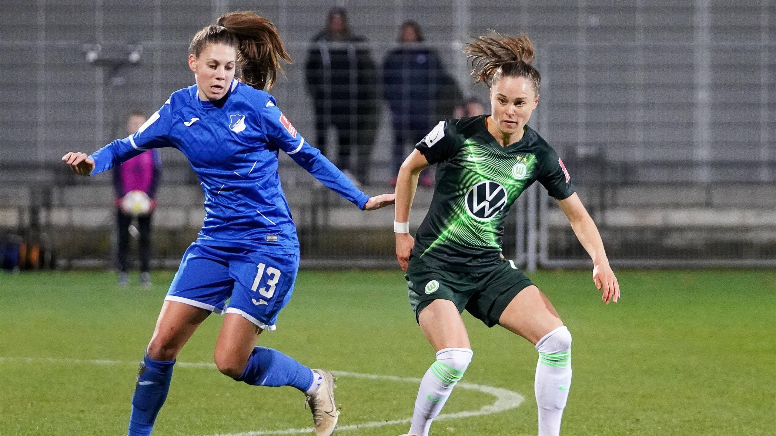Fußball Frauen 2 Bundesliga