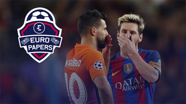 Aguero gives update on Messi's future at Barcelona - Euro Papers