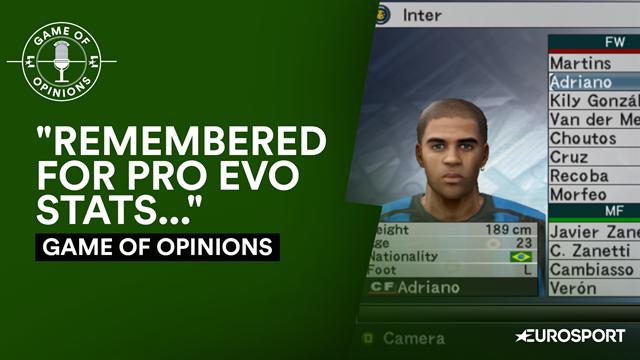 Did Pro Evo rating fuel Adriano overhype?