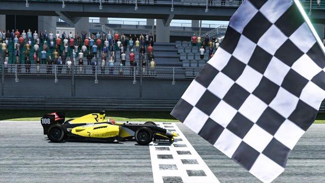 En directo: The Race desembarca con sus leyendas en el circuito de Zandvoort