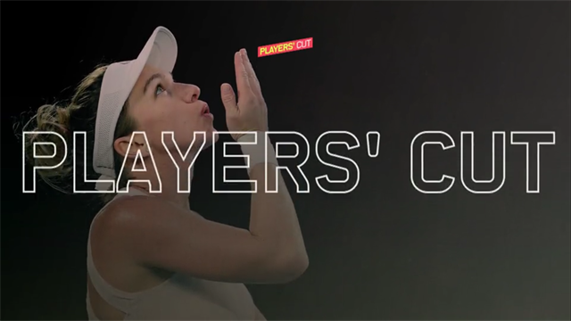 Players' Cut: Simona Halep