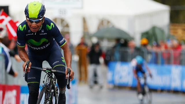 'Everyone was going full gas' - Quintana recalls moment from Giro Classics