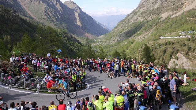 Giro Classics: 'Always scared' - Formolo recalls first week of 2015 race