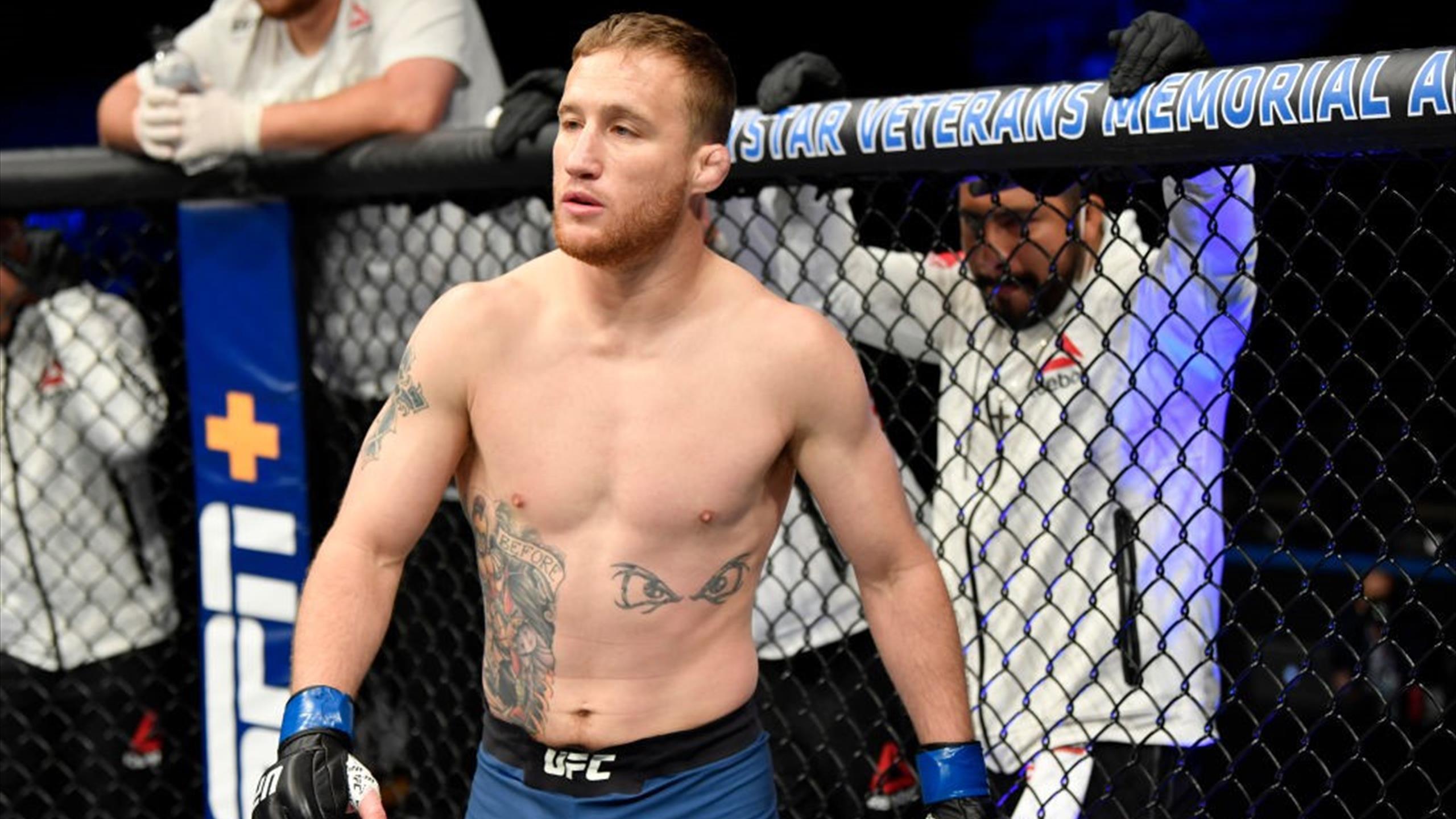 Гэтжи предположил, когда состоится его бой с Хабибом Нурмагомедовым - Eurosport.ru