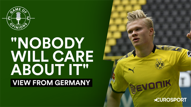 Why Borussia Dortmund DON'T want to win the Bundesliga