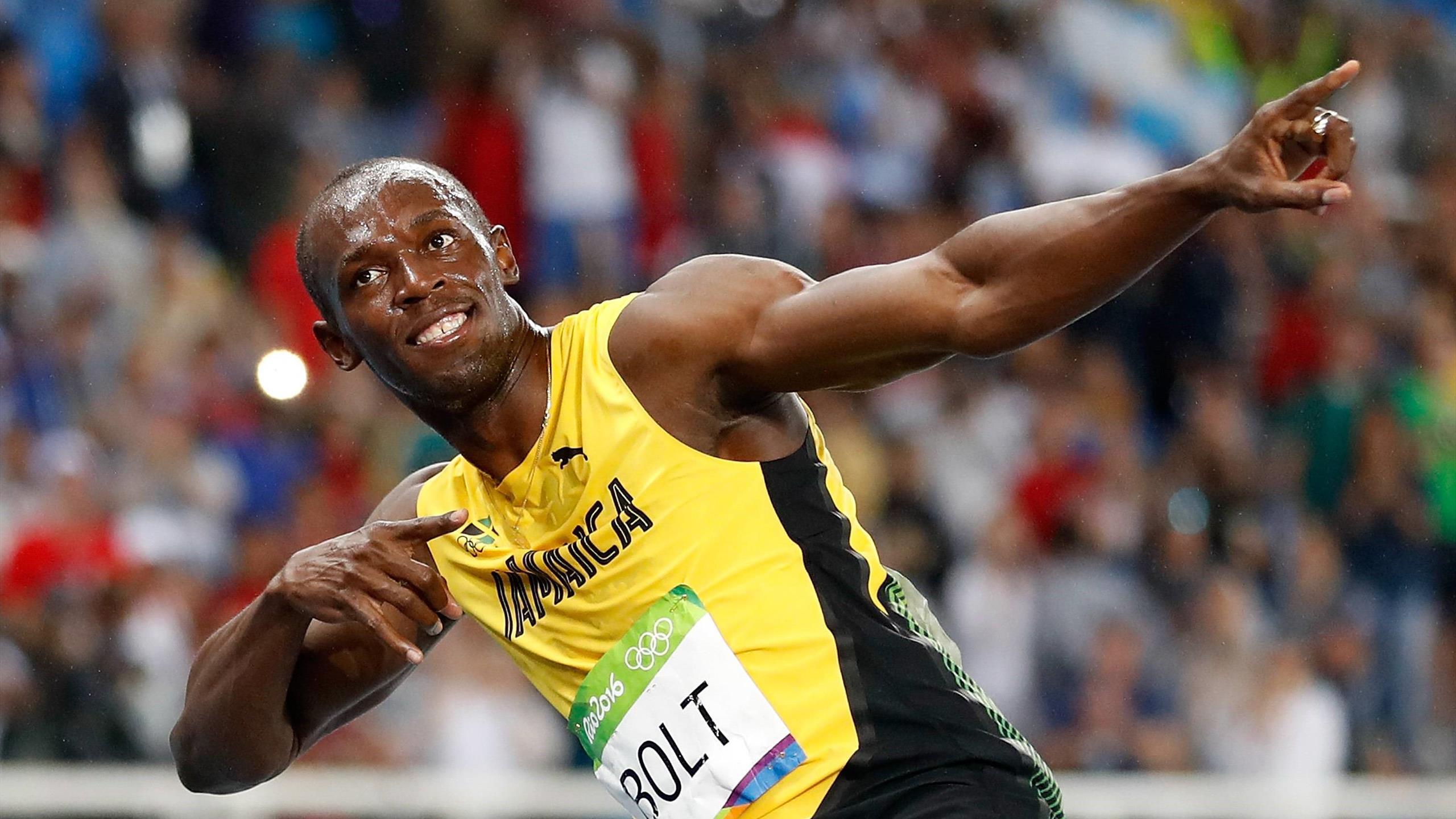Usain Bolt debutó en el fútbol de Australia con Central Coast Mariners