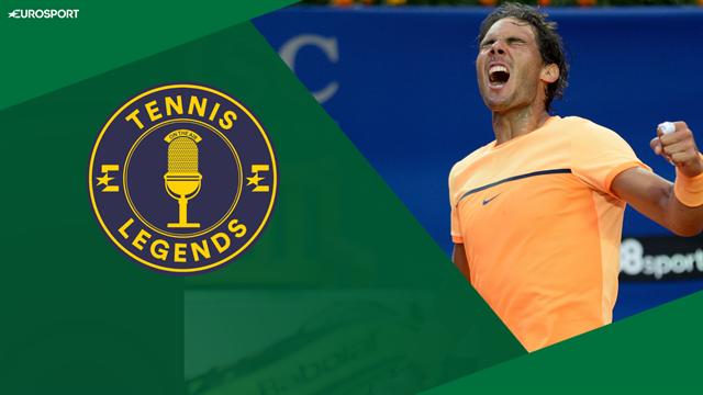 Tennis Legends: 'He's always fighting' – Carlos Moya on Rafa Nadal's greatness