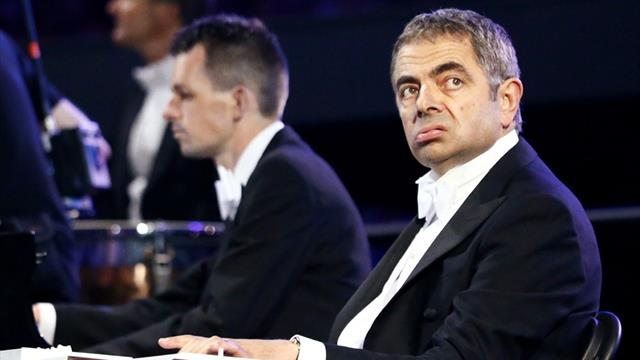 #Returnto2012 – Mr Bean steals the show at Opening Ceremony