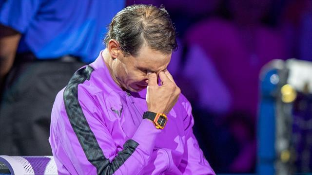 Las lágrimas de Nadal tras ganar el US Open 2019 que emocionaron a todos