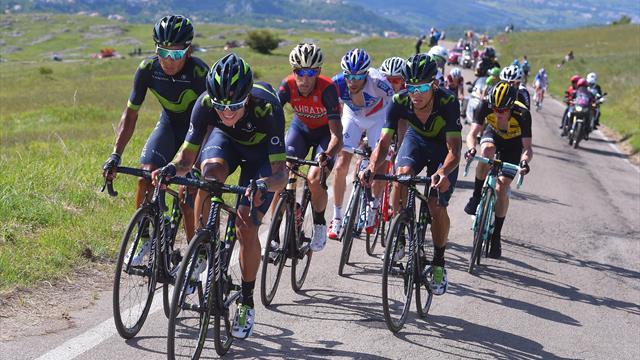 "Giro Classic Stages, Nairo Quintana: ""Salimos muy mentalizados con el equipo"""