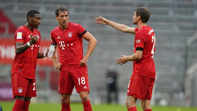 Highlights: Bayern exact revenge on Frankfurt with five-goal showing