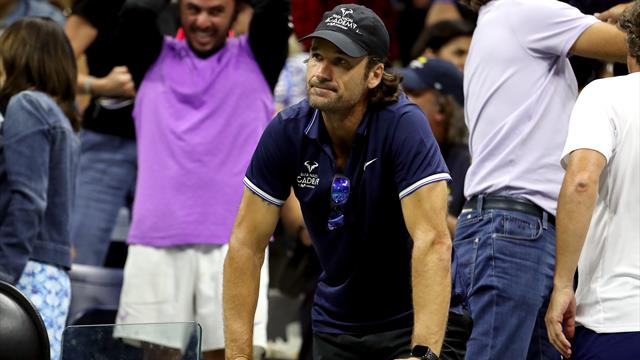 Moya shares his memories as Nadal's coach after his final against Medvedev