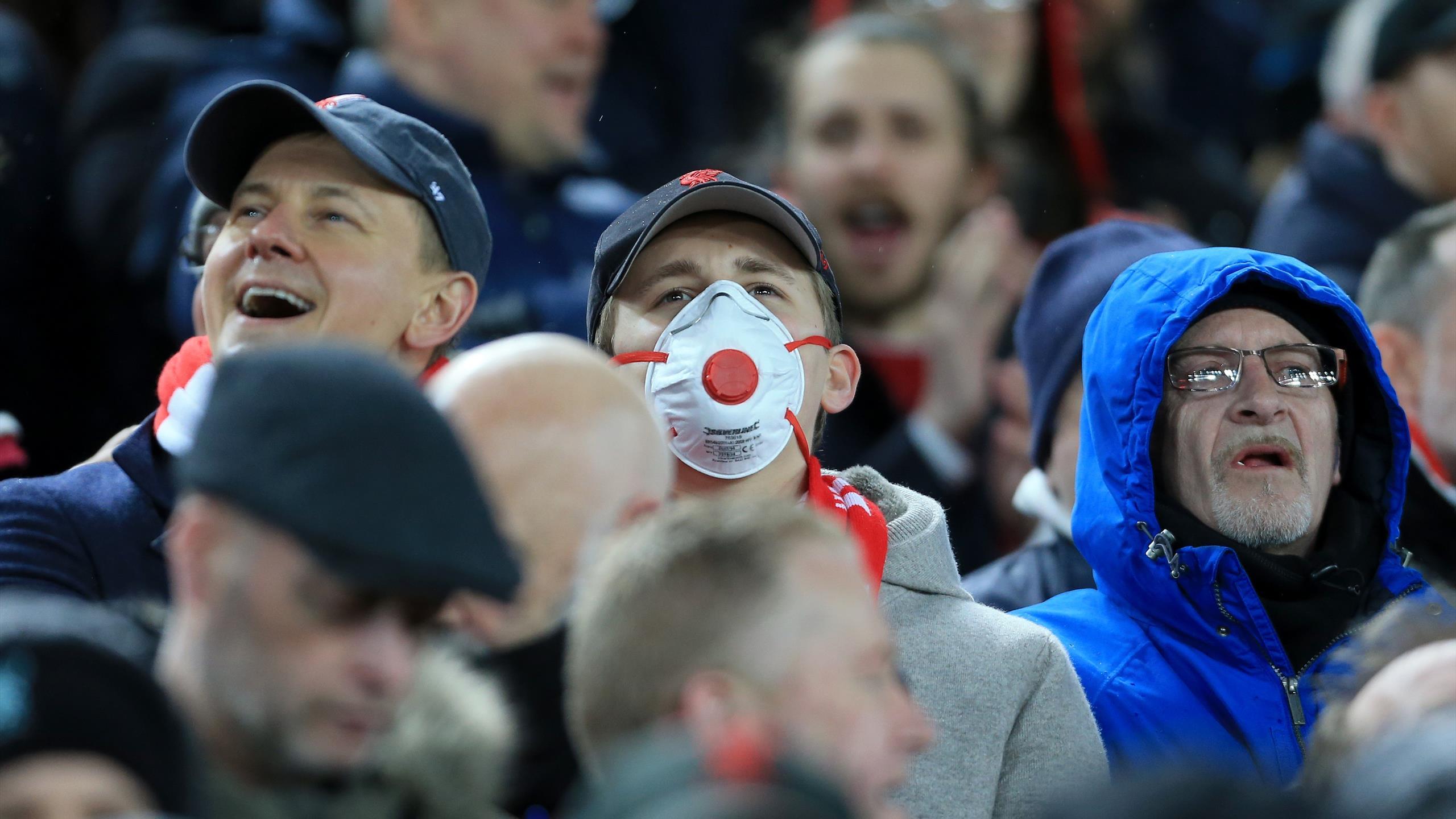 The Times: матч «Ливерпуль» – «Атлетико» привел к смерти минимум 41 человека от коронавируса