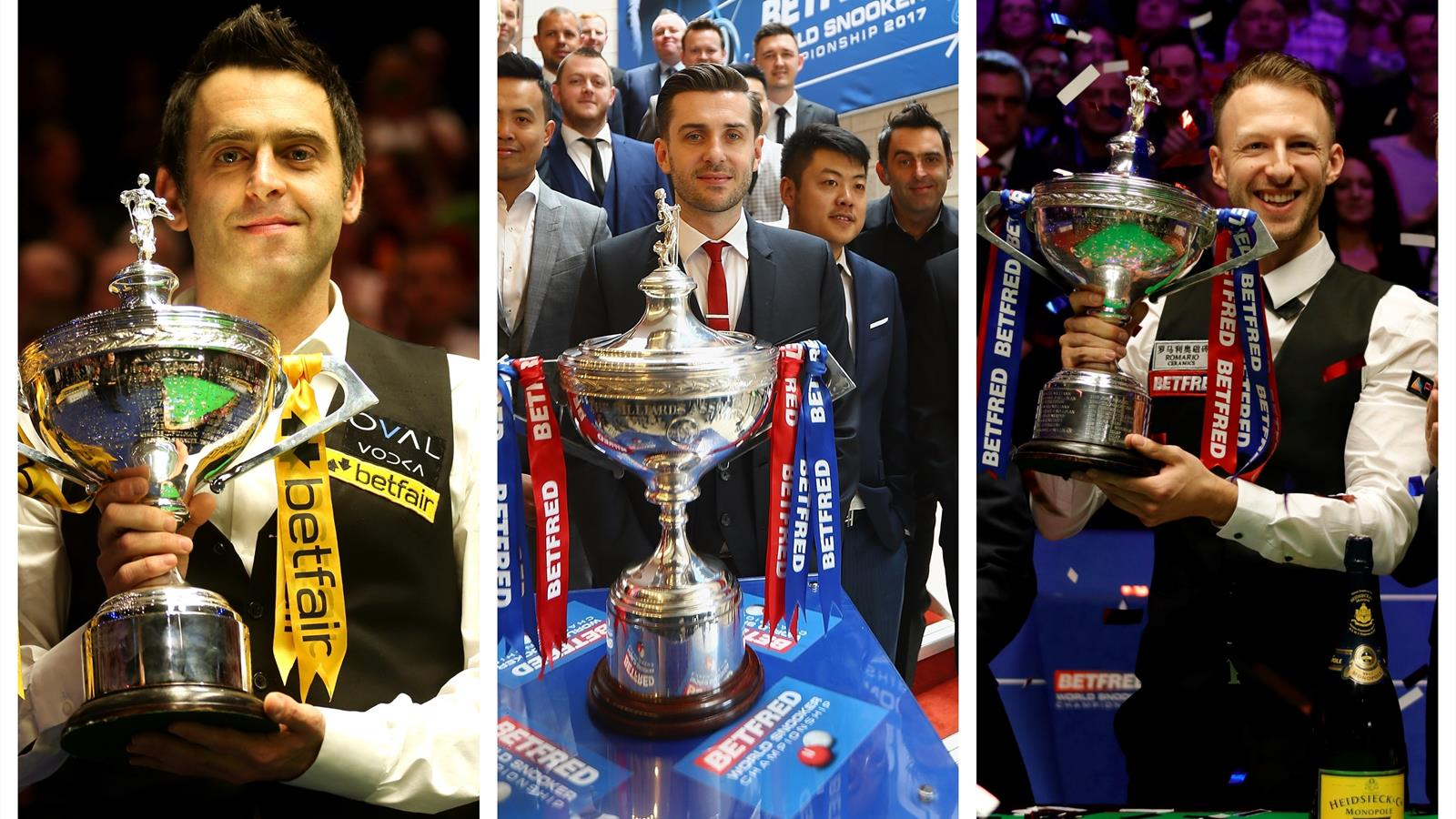 Snooker news - Why World Championship is only major – Trump, O ...
