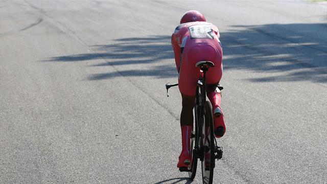 Giro Classics: 'I had good legs but I knew it was going to be difficult' - Quintana on 2019 ITT