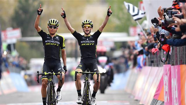 When Chaves and Yates secured a sensational one-two on Mount Etna