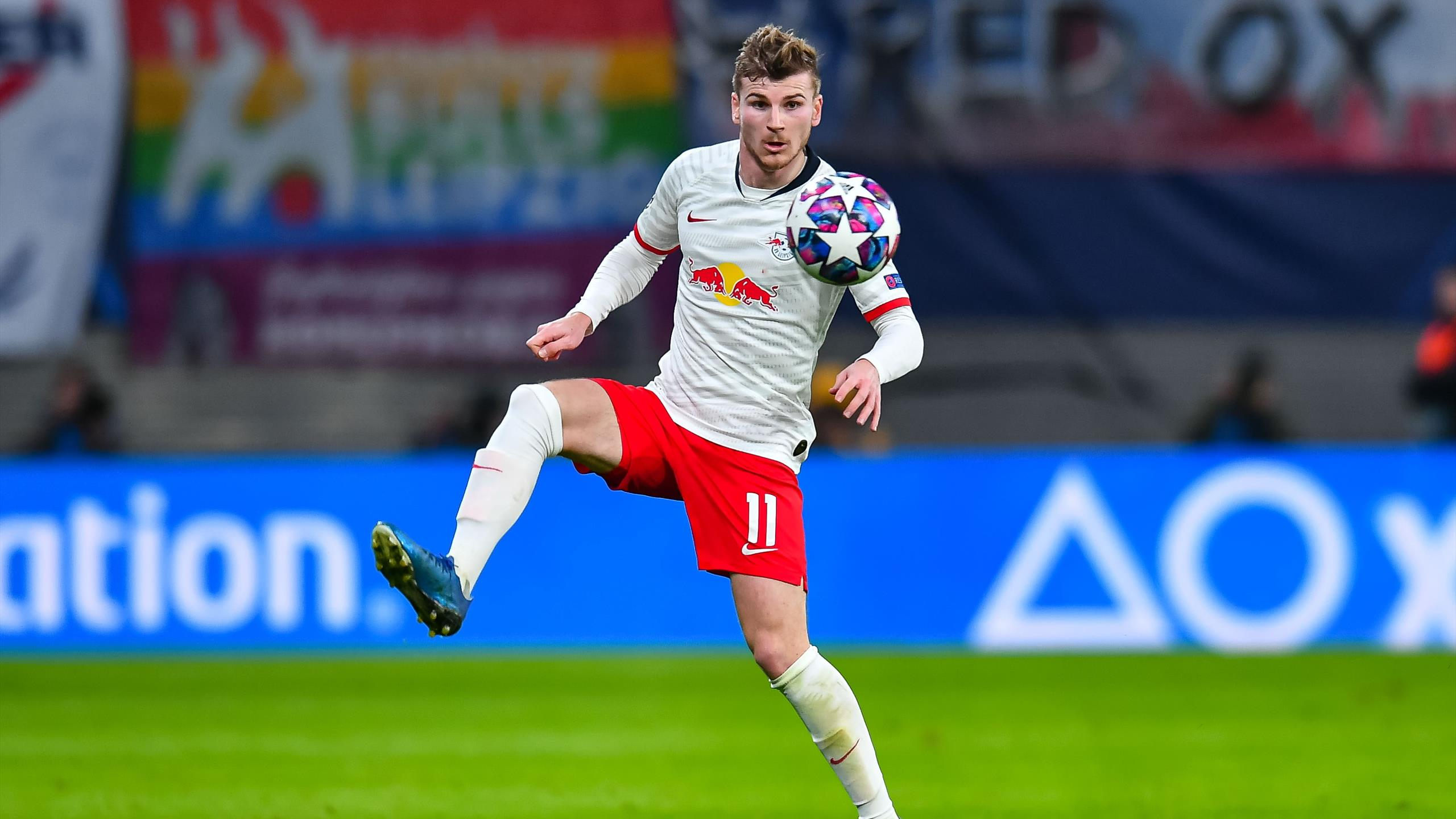 Timo Werner - Player Profile - Football - Eurosport