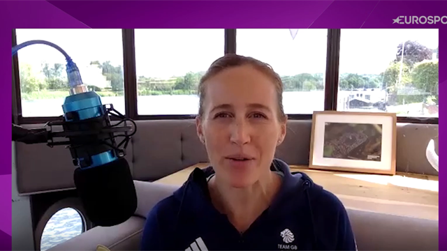 #Returnto2012 - Helen Glover: It took me about six months to call myself Olympic champion