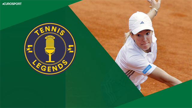 From watching hero Graf to winning the French Open herself – Henin on her favourite RG moments