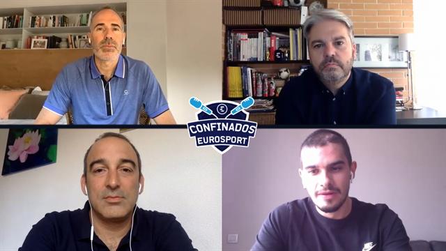 Bruno Hortelano, en 'Confinados': Gran explicación al problema de tratar a los niños como estrellas