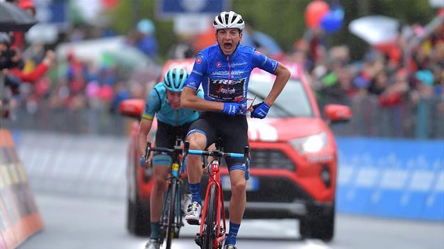 Ciccone wins fascinating Stage 16 as Mortirolo wreaks havoc on 2019 Giro GC standings