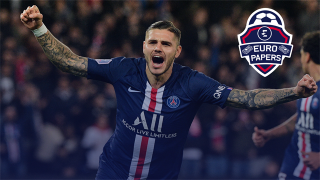 Inter insert anti-Juve clause as PSG agree €60m Icardi fee – Euro Papers