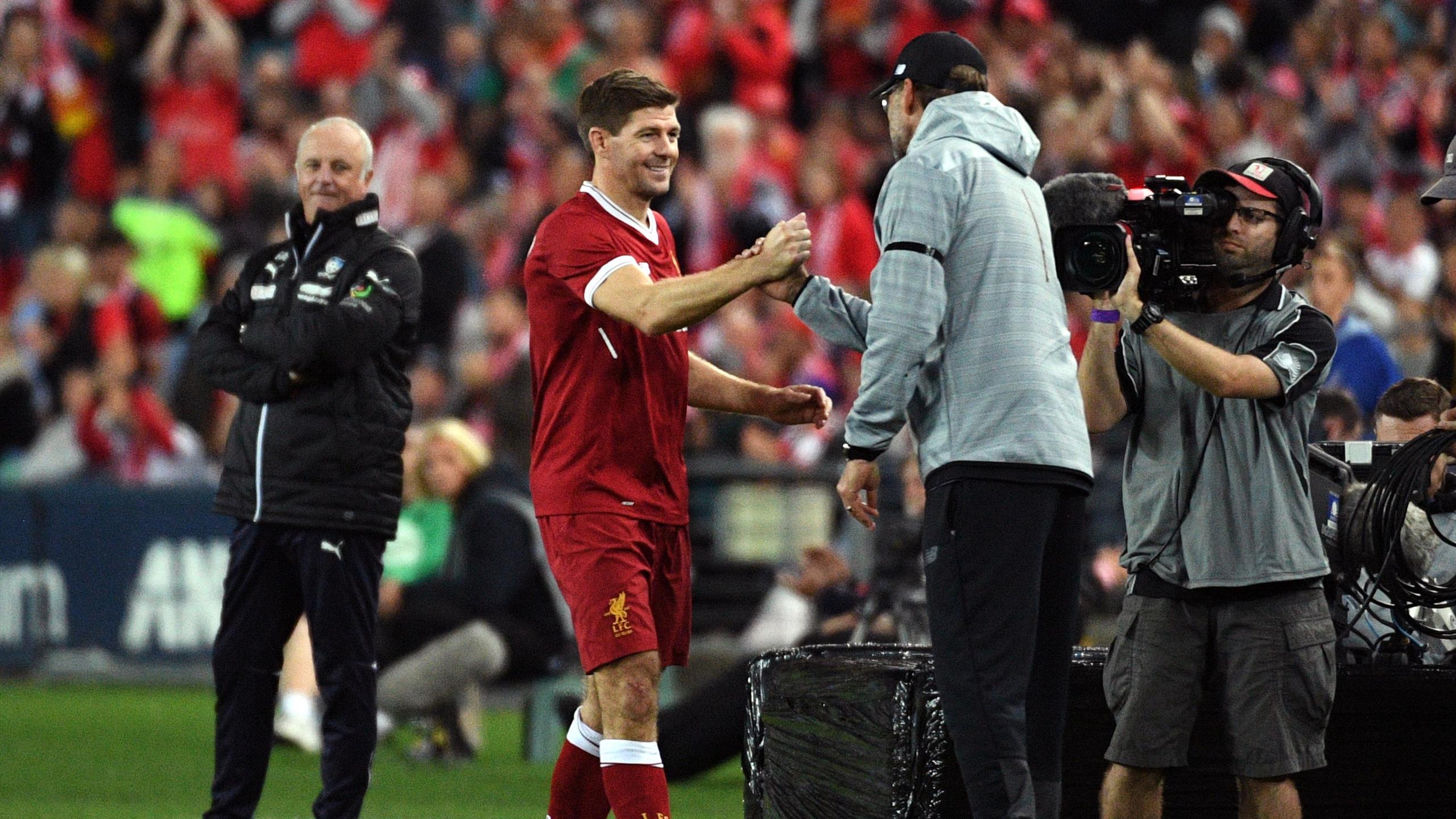 FC Liverpool: Steven Gerrard als Klopps logischer Nachfolger bei den Reds - kommt der Job zu früh? - Eurosport DE