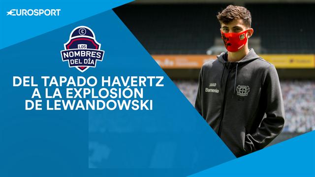 Havertz, Messi, Lewandowski y Pjanic, los nombres del día
