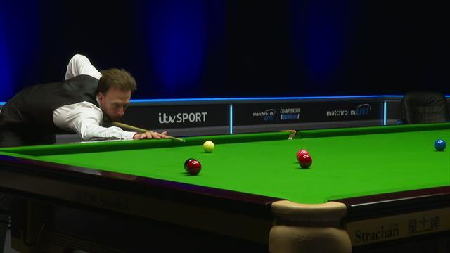 Snooker Championship League: Trump vuelve como si el snooker nunca se hubiera ido