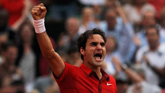 #YouSayWePlay: La lección magistral de Federer para ganar a Djokovic en Roland Garros en 2011
