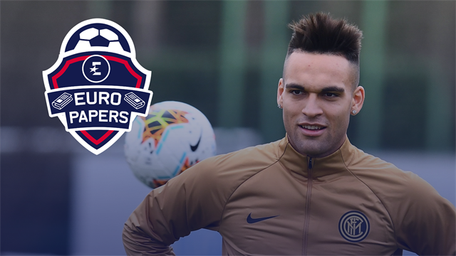 Barcelona reach agreement with Lautaro Martinez – Euro Papers